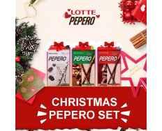 Christmas set - LOTTE Peppero